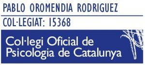Colegio de psicología de Catalunña